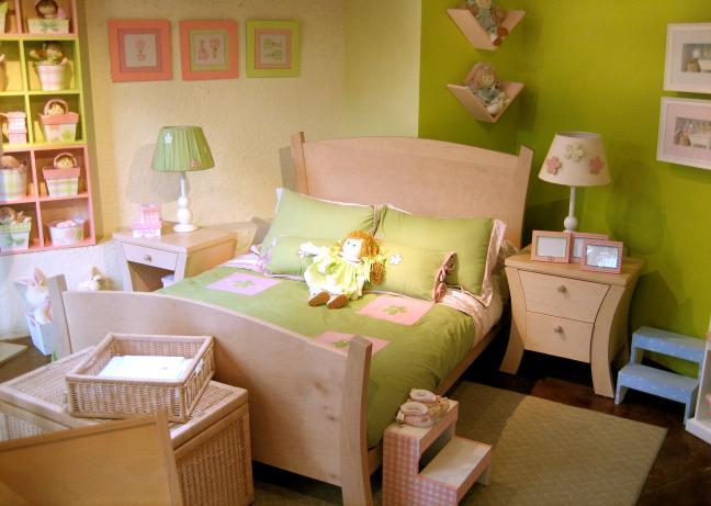 Jak zařídit dětský pokoj stylově  #Design