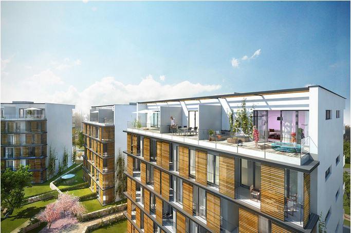 nové byty v Praze 11