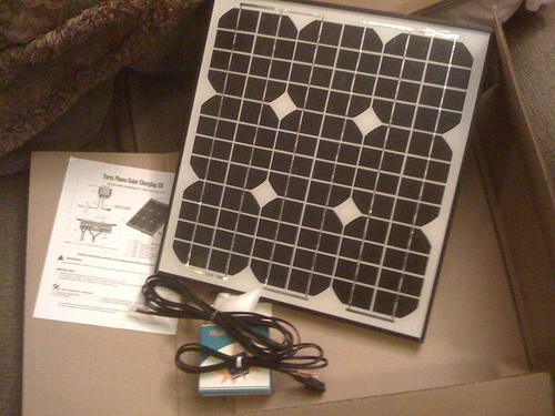 Elektrický panel