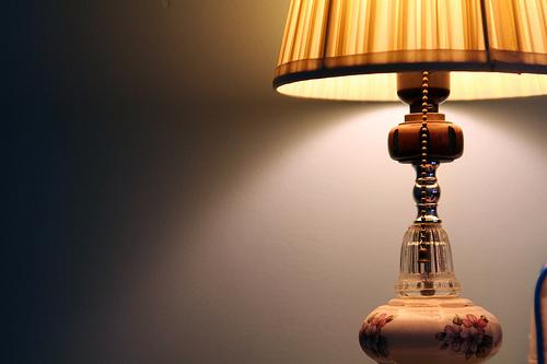 osvětlení pro útulnější domov