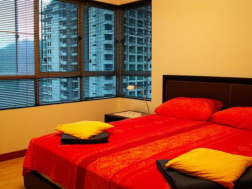 ložnice pro zdravé spaní