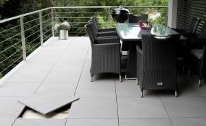 Designové 2 cm dlažby EVO2 - Lagos grey 60x60 - mbkeramika.cz