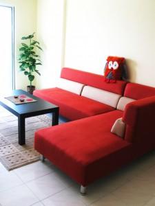 Zrekonstruovaný byt může vypadat velmi moderně.