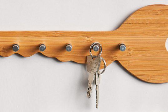 Věšák na klíče 13590
