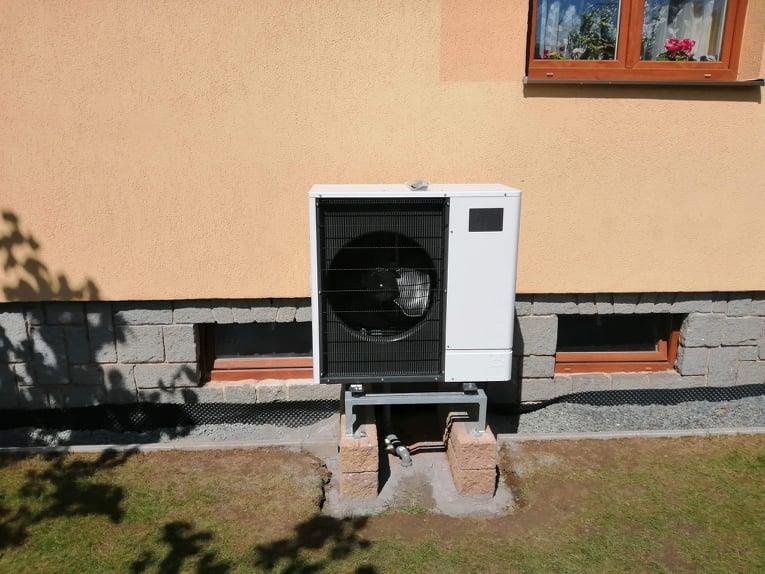 Tepelné Čerpadlo Vzduch Voda